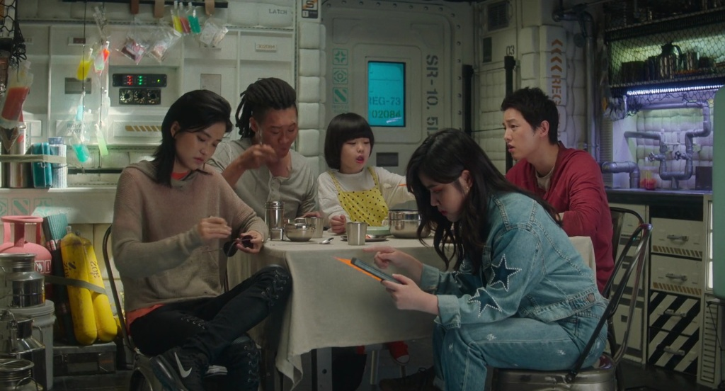 Space Sweepers (승리호) – Movie Review – KDrama Dreaming
